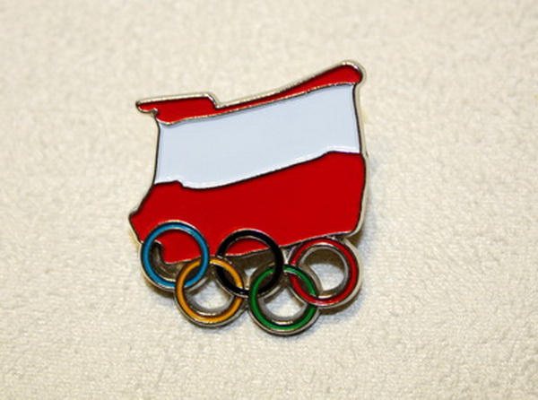 Olympic Commemorative Badge