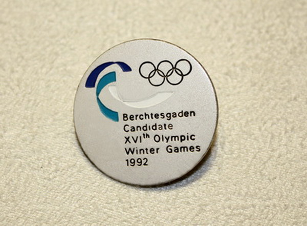 1992 German Candidate Cities Commemorative Badge