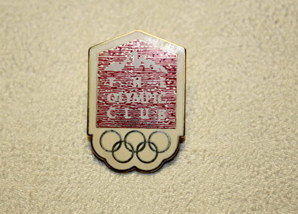 Olympic Club Commemorative Badge